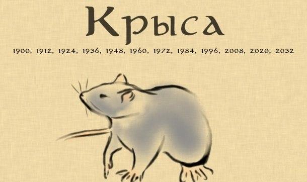 Гороскоп рак крыса женщины