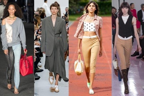 Мода   Год 2019