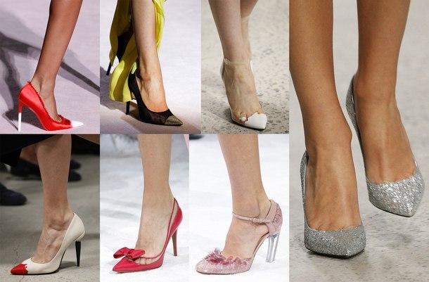 Модные туфли черные 2019 рекомендации