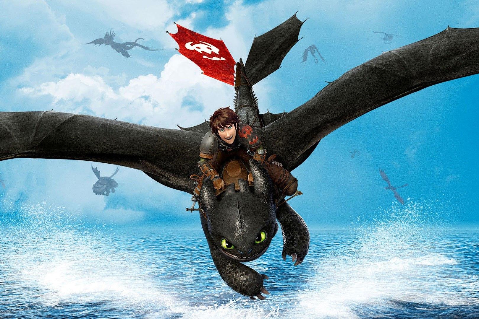 Как приручить дракона 3 2019 мультфильм | трейлер, дата в 2019 году