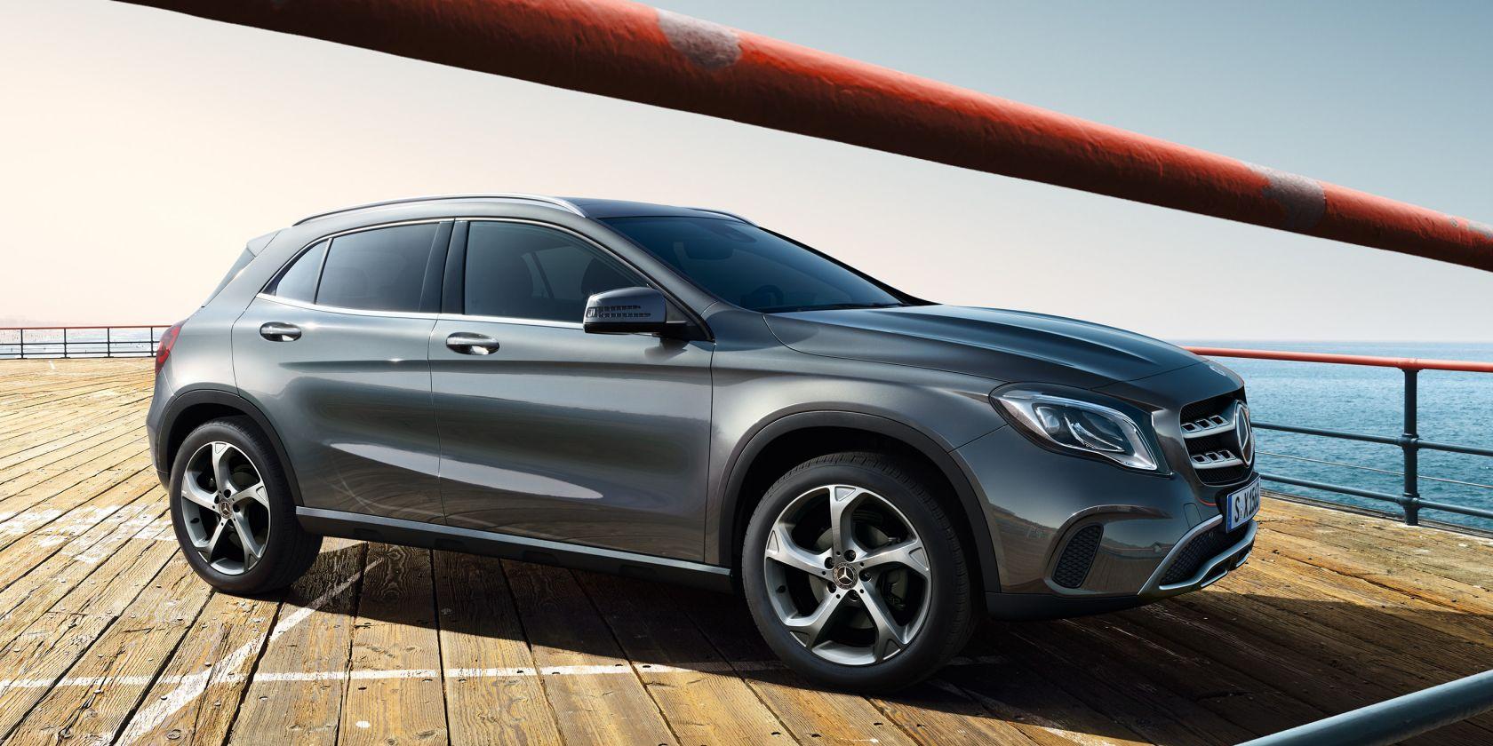 Новый Mercedes GLA 2019 | фото, цена, характеристики в 2019 году
