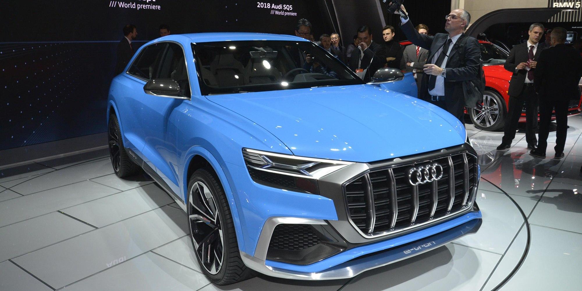 Новинки Audi 2019 года | Новые авто, фото и характеристики моделей RS5, A5 и Q8 изоражения