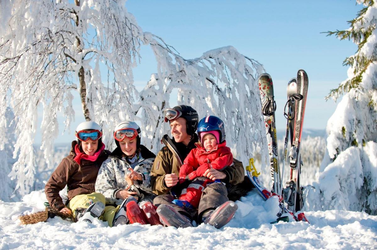 Новый год в россии куда поехать с ребенком