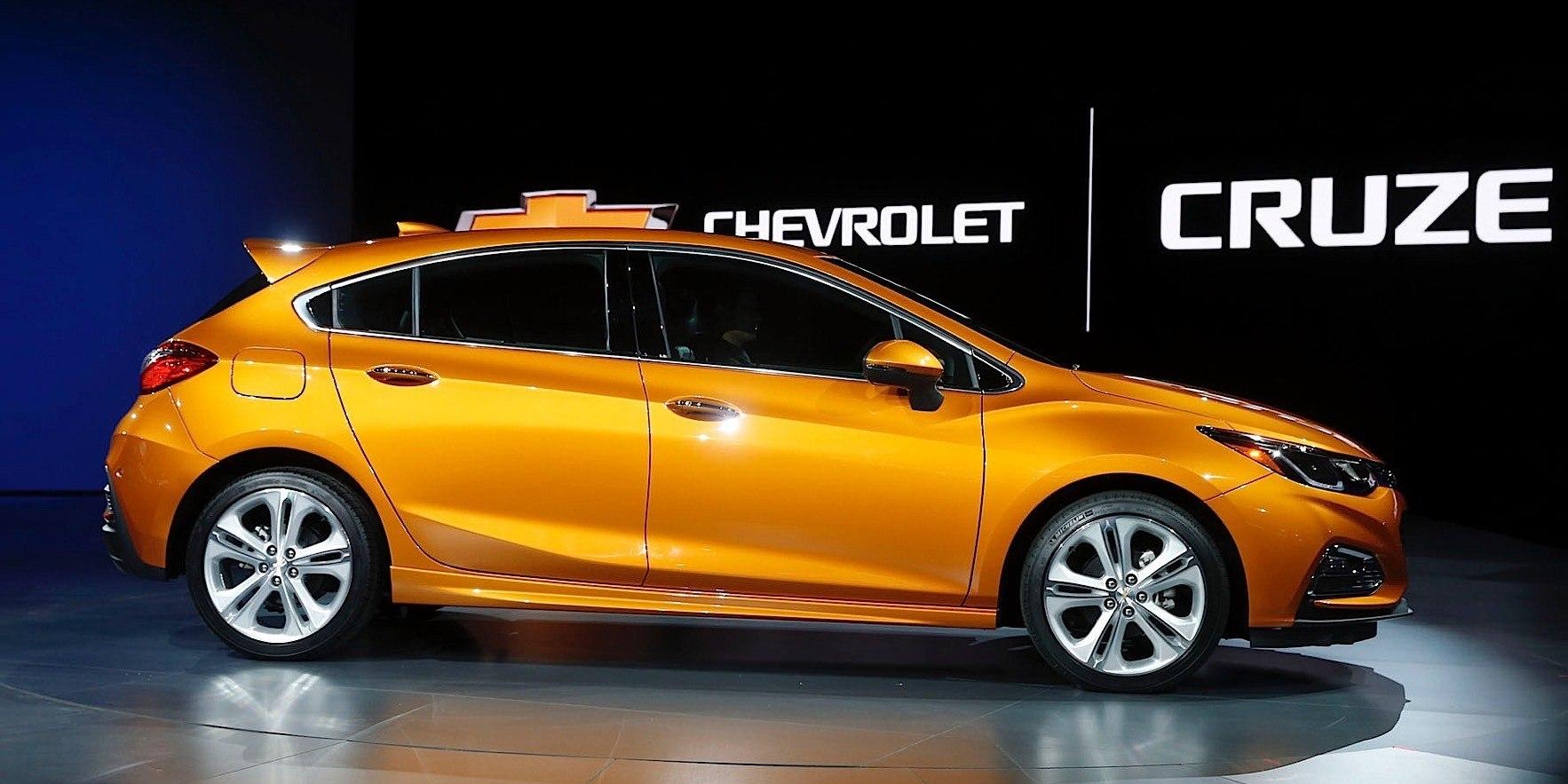 Новые модели Chevrolet 2019 модельного года