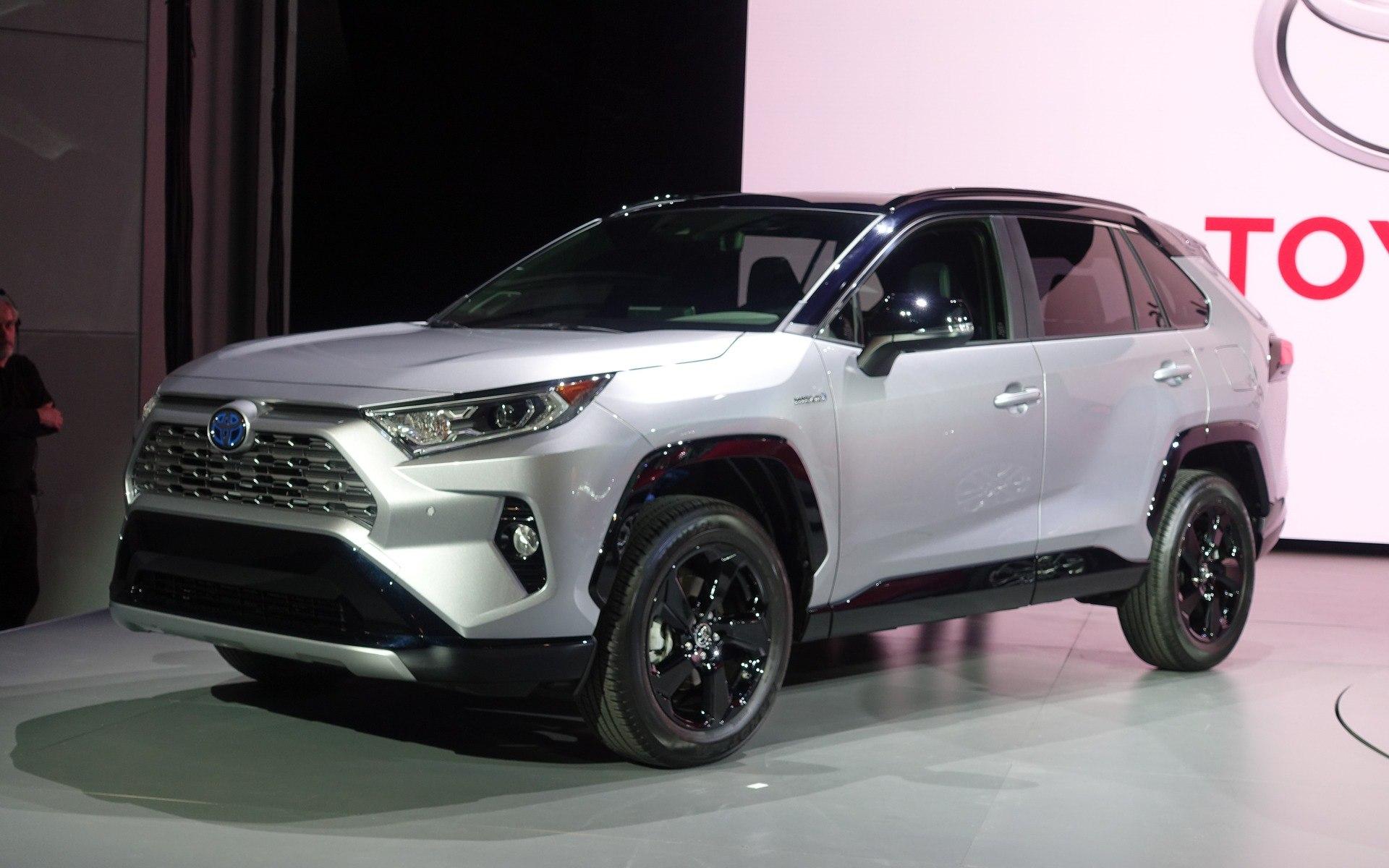 Новые модели Toyota 2019 года: фото и цена авто, когда выйдут новинки в России