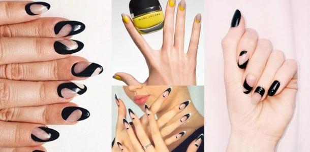 Дизайн длинных ногтей