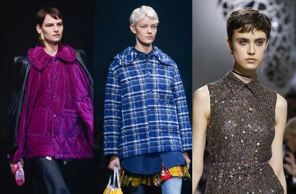 модные тенденции стрижек в 2019 году