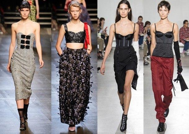 модные тенденции фото