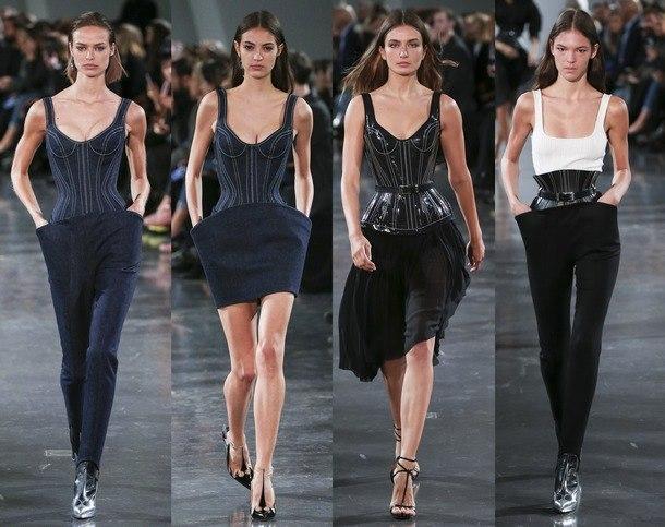 женские модные тенденции