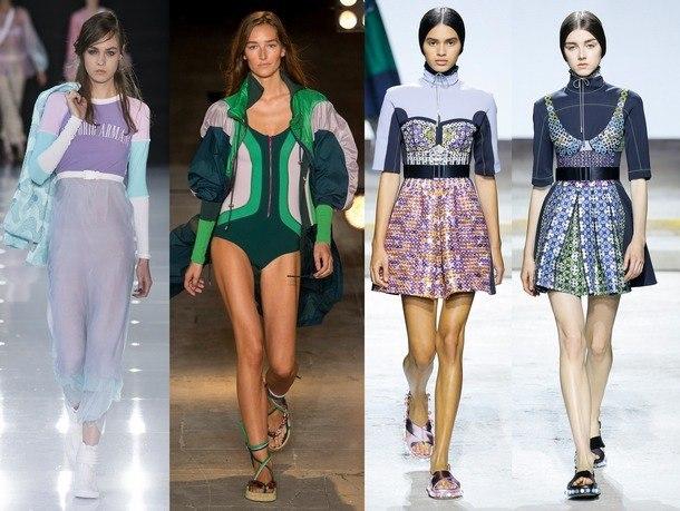 основные тенденции моды