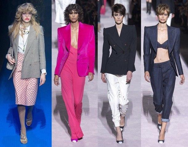 Модные тенденции 2019 года: тренды женской моды, красивая и стильная одежда