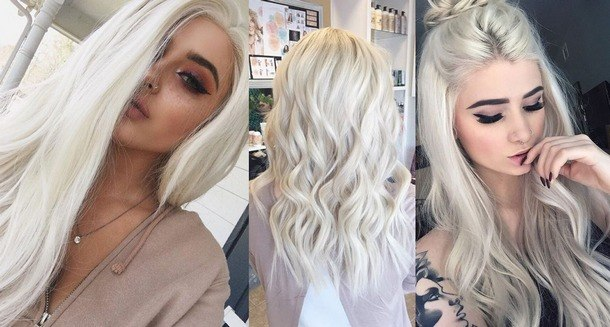 Coloring hair in 2019 photo fashion color