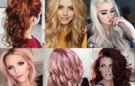 Цвет волос в 2019 году: модные тенденции на разную длину