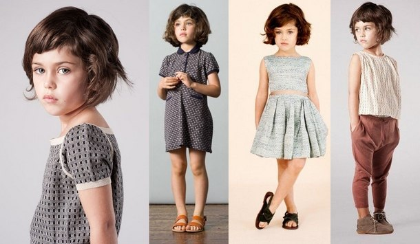 модные стрижки для детей