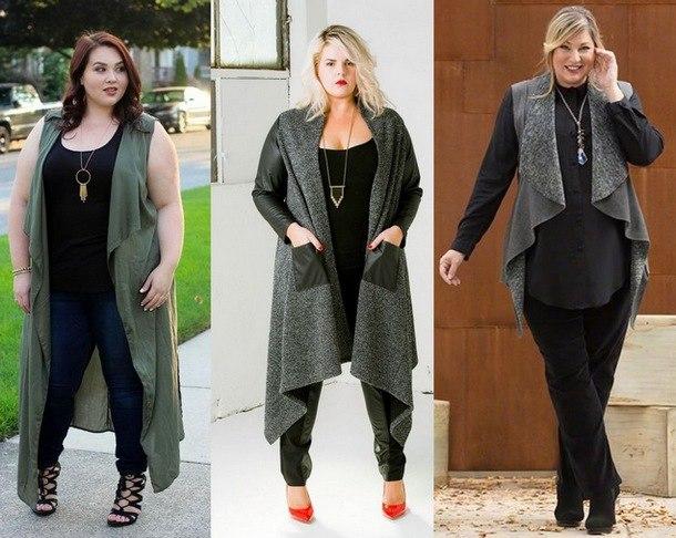 d9dccabd489 Мода для полных женщин 2019  фото с примерами