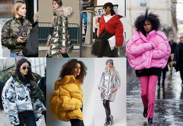 Зимние куртки женские 2019 мода  17a4d9d599d9f