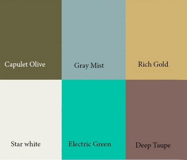 модные цвета 2019 года в одежде