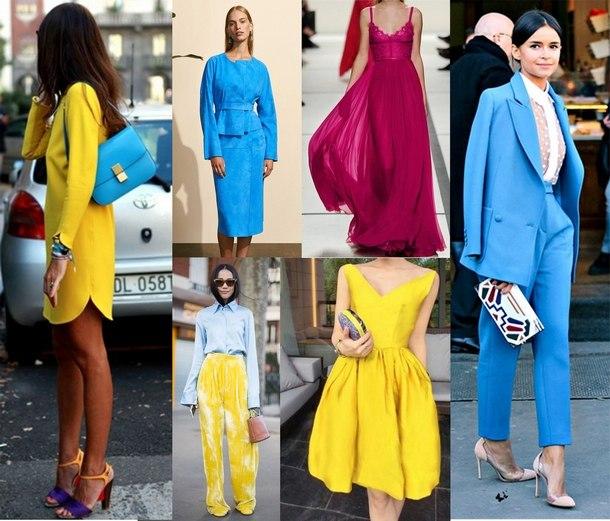 какой цвет в моде