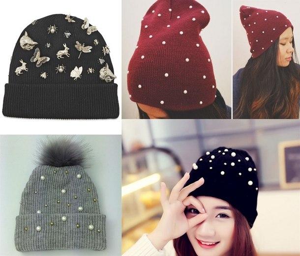 модные шапки осень зима 2019 2020 39 фото