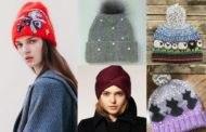 Женские зимние шапки 2019-2020: модные тенденции