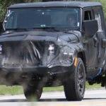 новый Wrangler Pickup