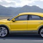 Audi Q4 2019 года