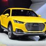 новая Audi Q4