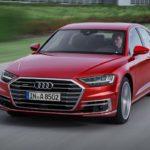 Новые модели Audi 2019 года