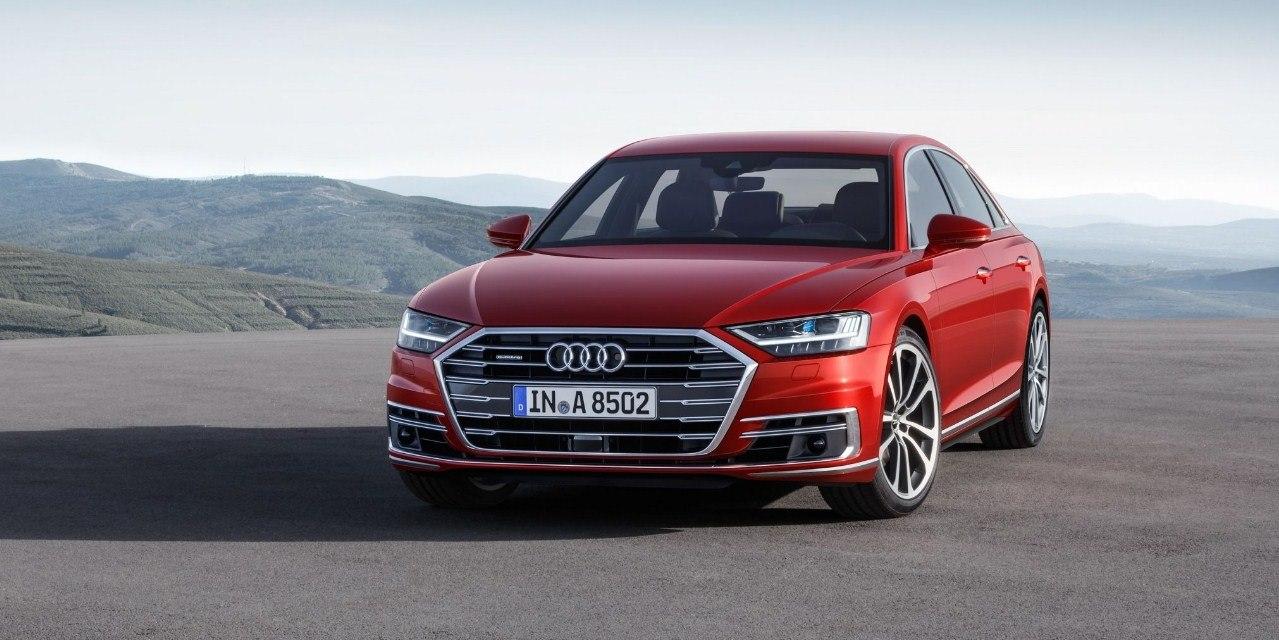 Ауди (Audi): новые модели 2019 года с фото