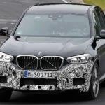 BMW X3 M 2019 модельного года
