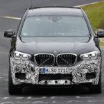 BMW X3 M характеристики