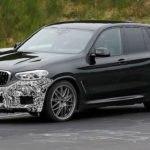 BMW X3 M цена