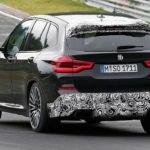 BMW X3 M 2019 фото
