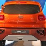 Hyundai Carlino фото