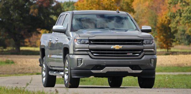 Chevrolet 2019 года