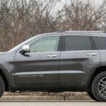 jeep grand cherokee характеристики
