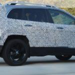 модели Jeep 2019 года