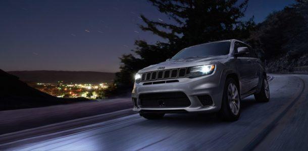 внедорожники jeep 2019 года