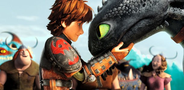 как приручить дракона мультфильм 3