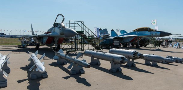 выставки вооружения и военной техники 2019