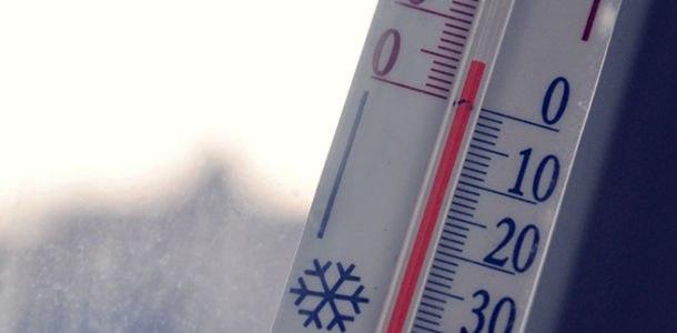 температура отопительного периода