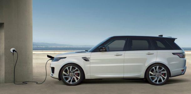 Range Rover Sport характеристики