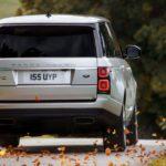 Range Rover P400e характеристики