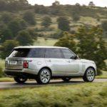 Land Rover 2019 модельного года