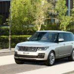 Новые модели Land Rover