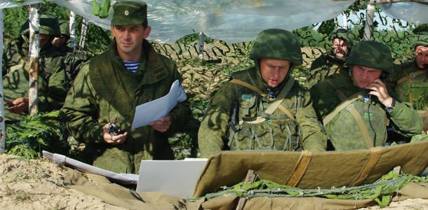 military service in the army of the Russian Federation