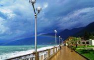 Отдых в Абхазии летом 2019 года на берегу моря