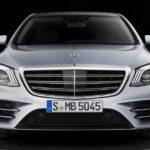 Новые модели Mercedes-Benz 2019 года