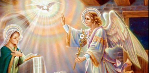 какого числа православное благовещение