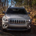 новый jeep cherokee 2019 фото